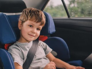 traveling car toddler