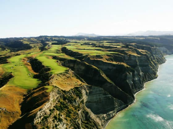 extreme golf courses