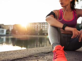 Surya Gabriel. Iacono on how to stay motivated past your initial fitness goals