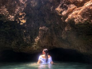 mermaid caves oahu healthy voyager