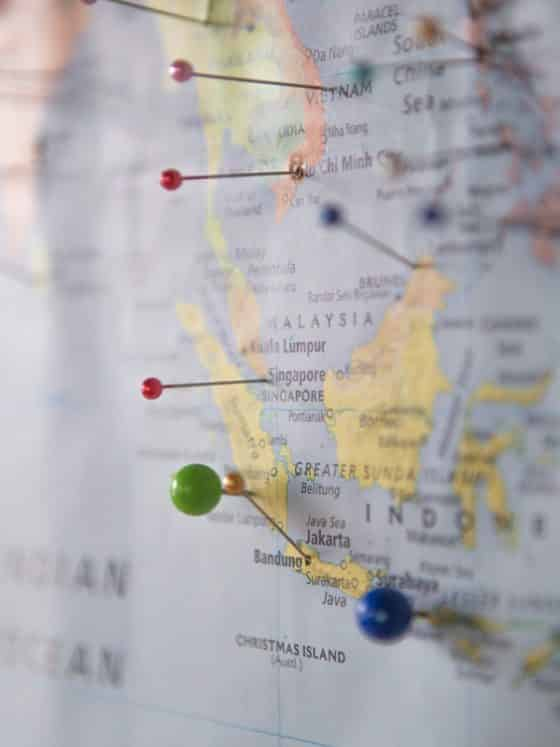 travel planning in the new year