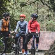 The Health Values of Cycling Combined With Diet