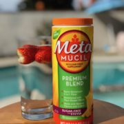 Nip Healthy Resolutions in the Bud with Metamucil