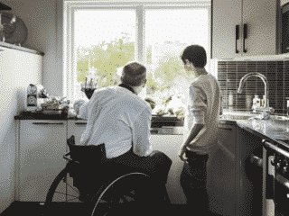 How Mobility Aids Create a Healthy Home