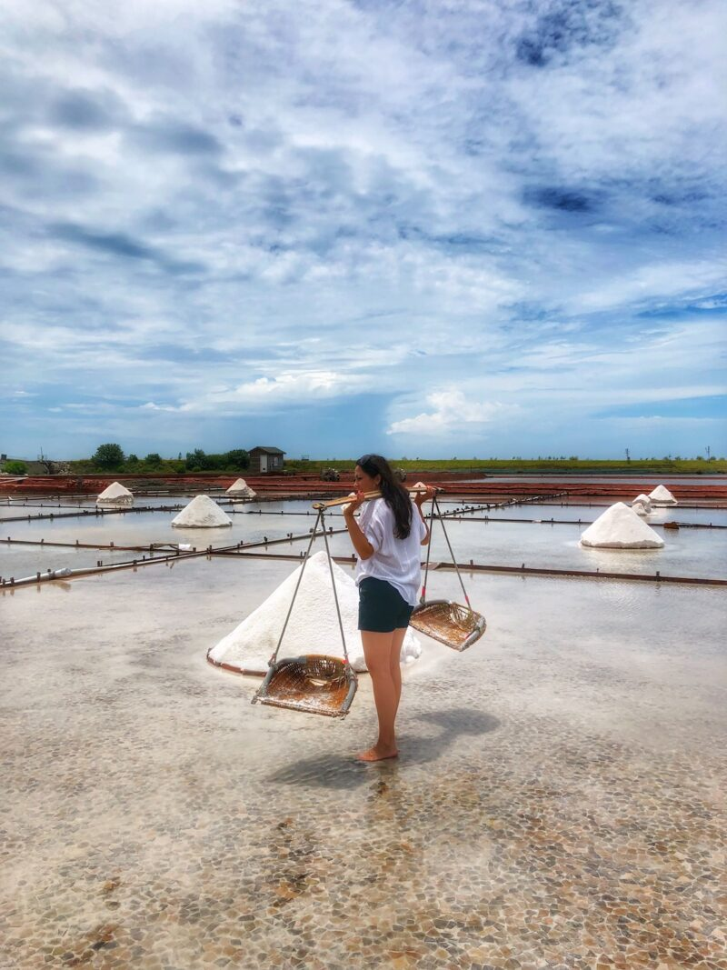 salt fields tainan