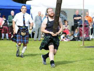 What are the Highland Games in Scotland?