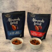 Blue Diamond Almonds and Fruit