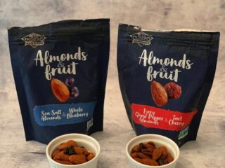 blue diamond fruit and nut