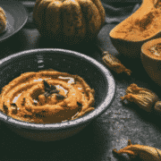 White Bean & Pumpkin Hummus