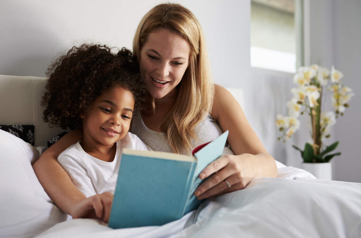 Creative ways to help your child fall in love with reading