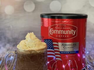 Serve Up Community Coffee American Classic Blend This Christmas