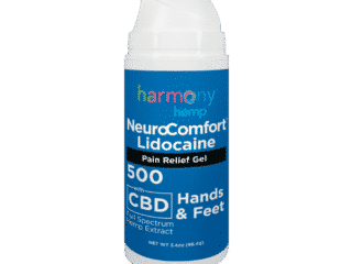 Overall Well Being with Harmony Hemp
