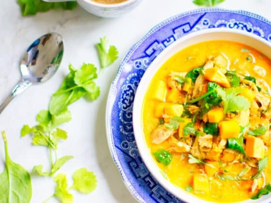 vegan-fruity-yellow-curry recipe