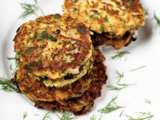 Brunchy Fritters