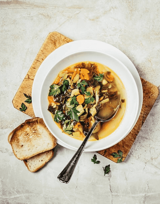 Immunity Boosting Soup recipe