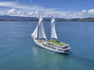 The Komodo Liveaboard Cruise