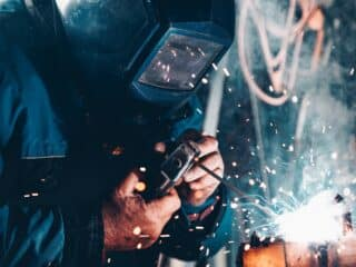 Welding safety: Protect the Eyes and Face