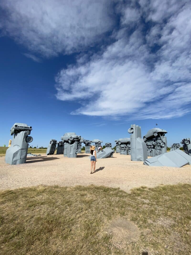car-henge-nebraska-healthy-voyager