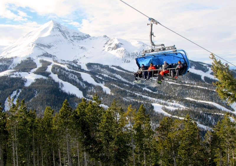 Best Time to go to Big Sky, Montana - The Healthy Voyager
