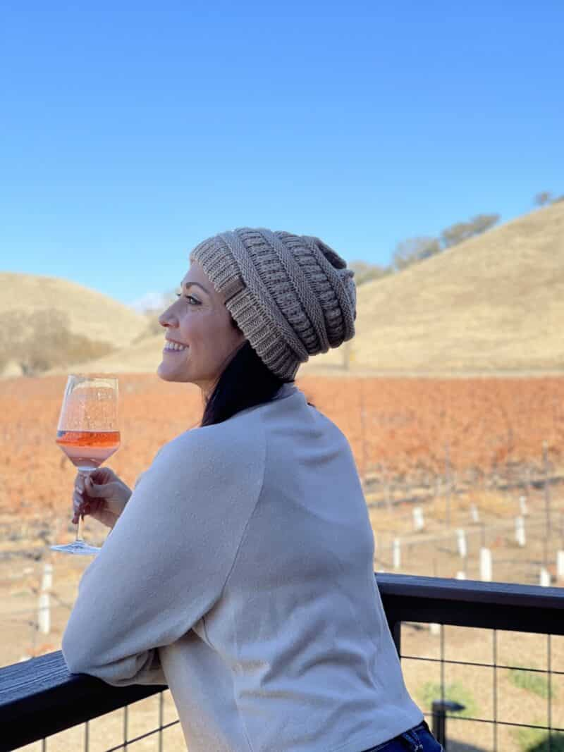 Passing Time in Paso Robles