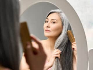 How Often Should You Wash Your Hair as You Age?