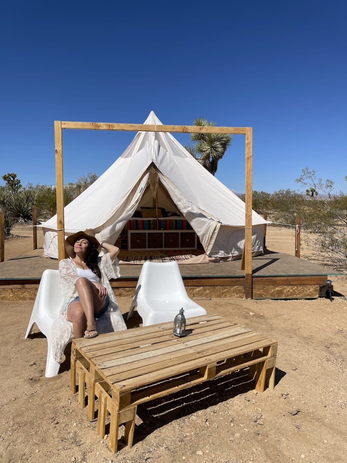 Unique luxury glamping escapes - The Healthy Voyager